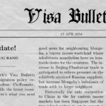 Visa Bulletin Breakdown