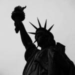 Dark Statue of Liberty