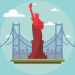 NYC Statue of Liberty Artwork
