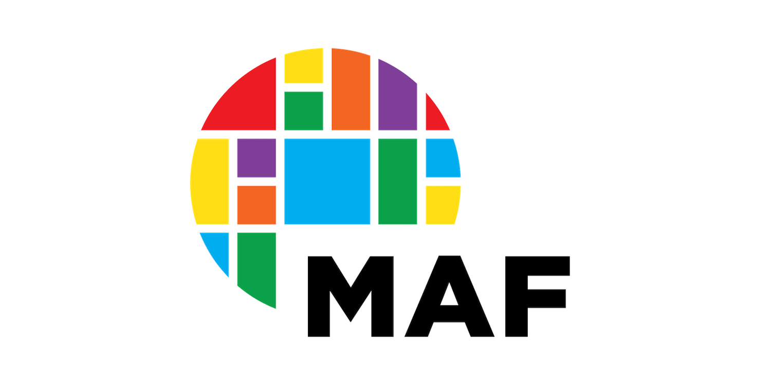 MAF Logo on Transparent Background