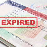 Expired US Visa