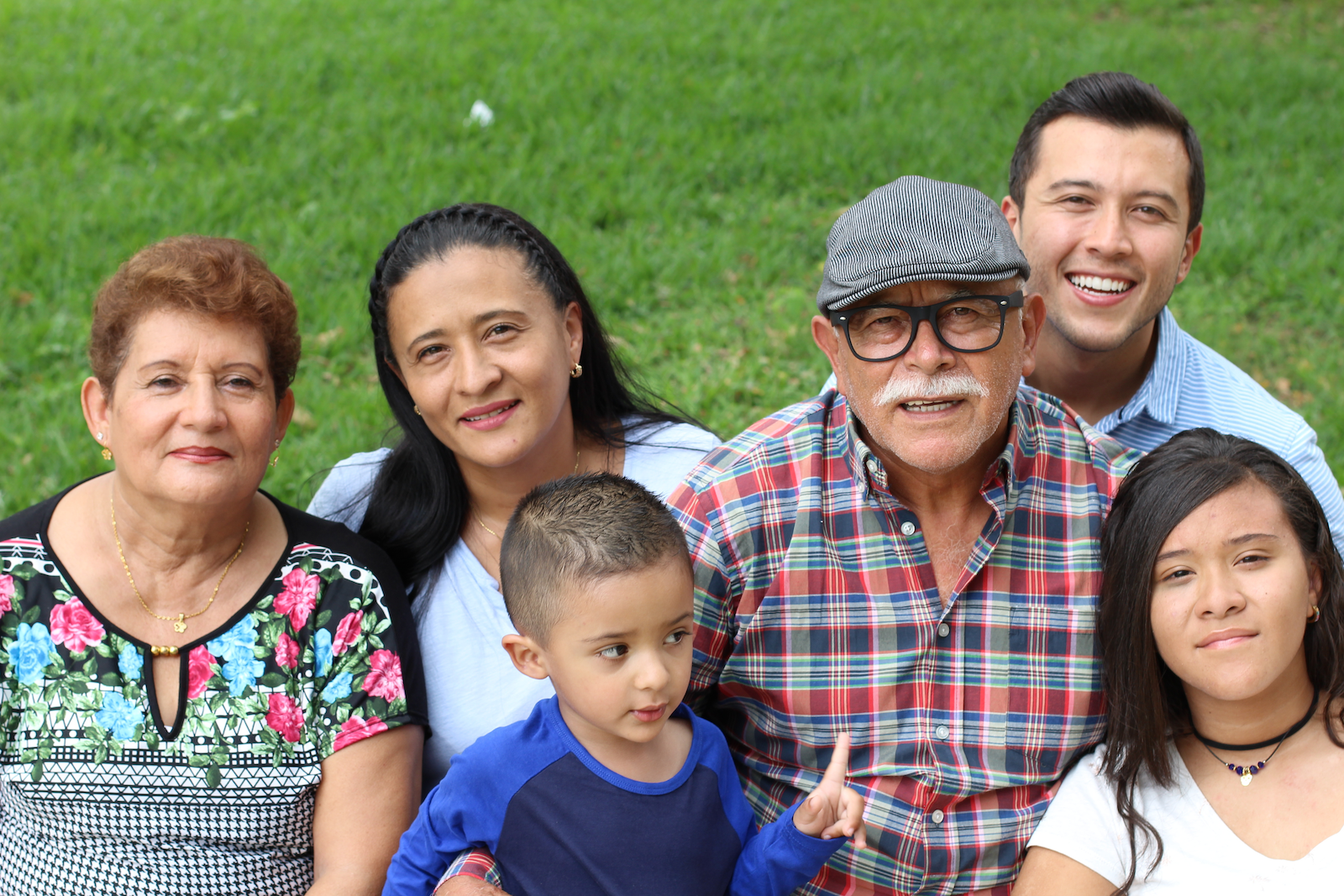 Multigenerational Immigrant Family
