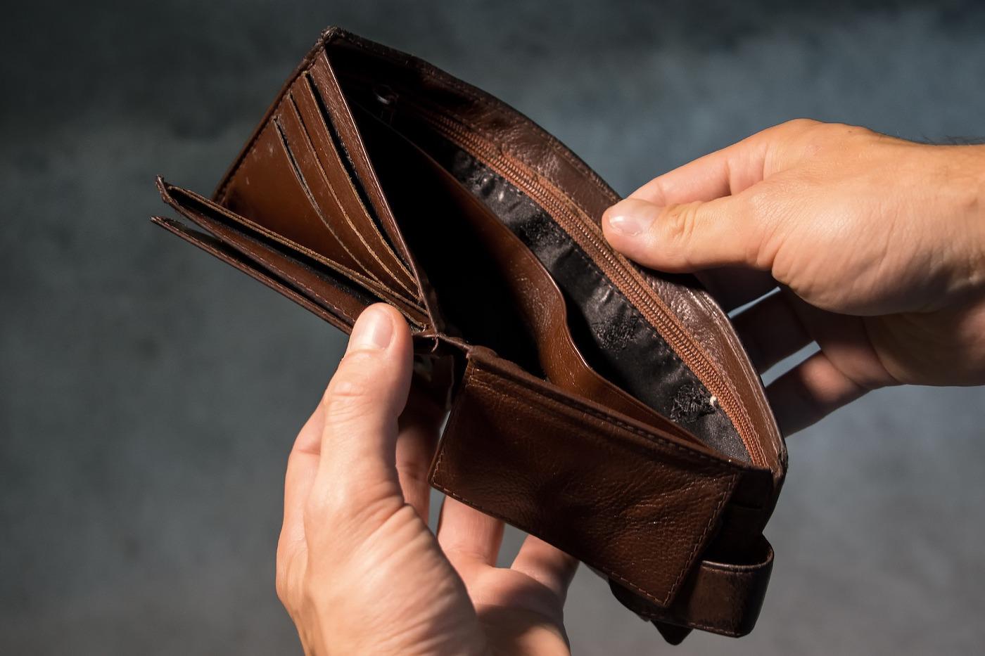 Stolen Wallet