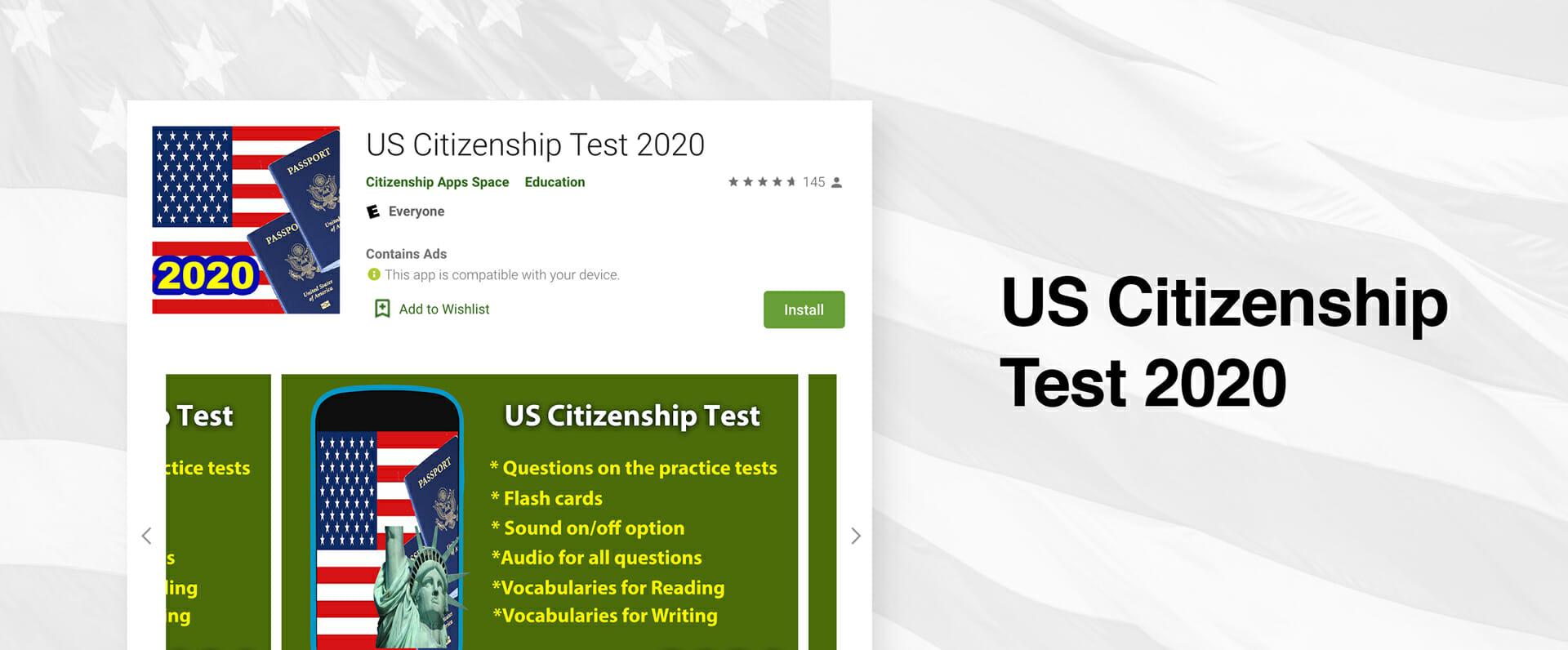Best citizenship test apps