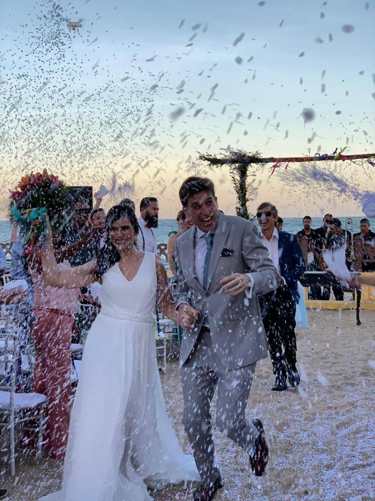 Flora and Pepe wedding - Boundless review