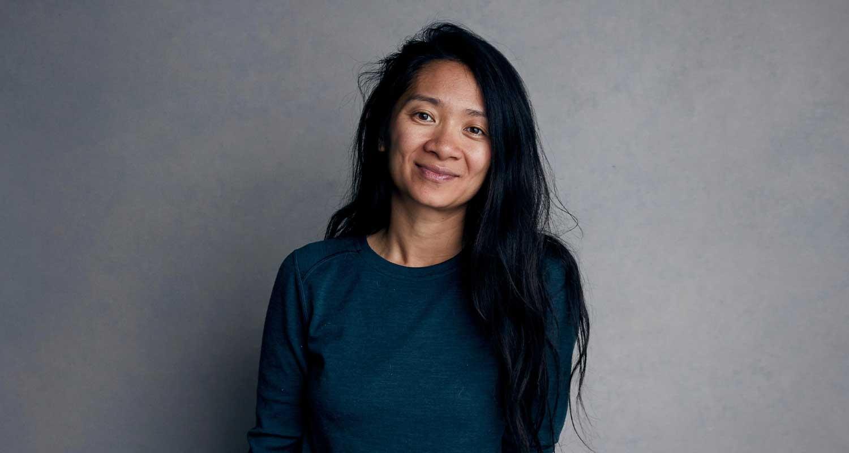 Chloe Zhao is nominated for Nomadland