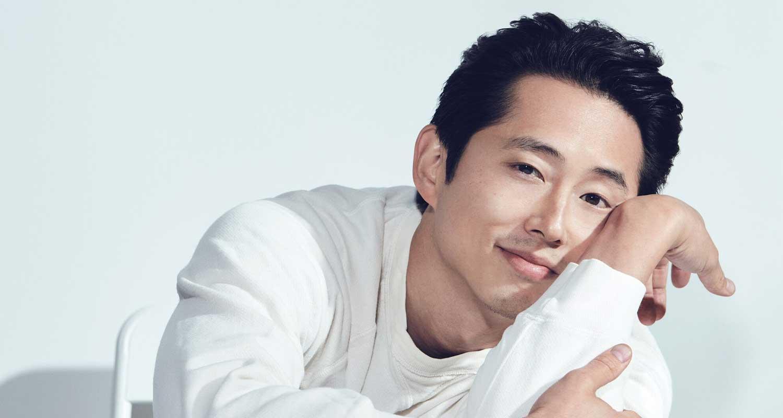 Steven Yeun is nominated for Minari
