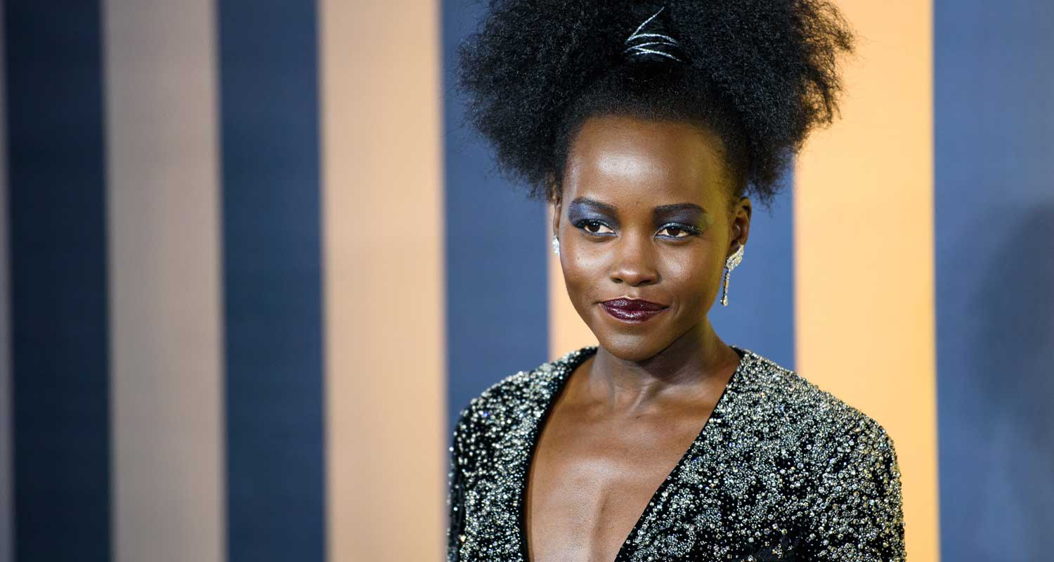 Lupita Nyong'o became the first Black African woman to win an Academy Award