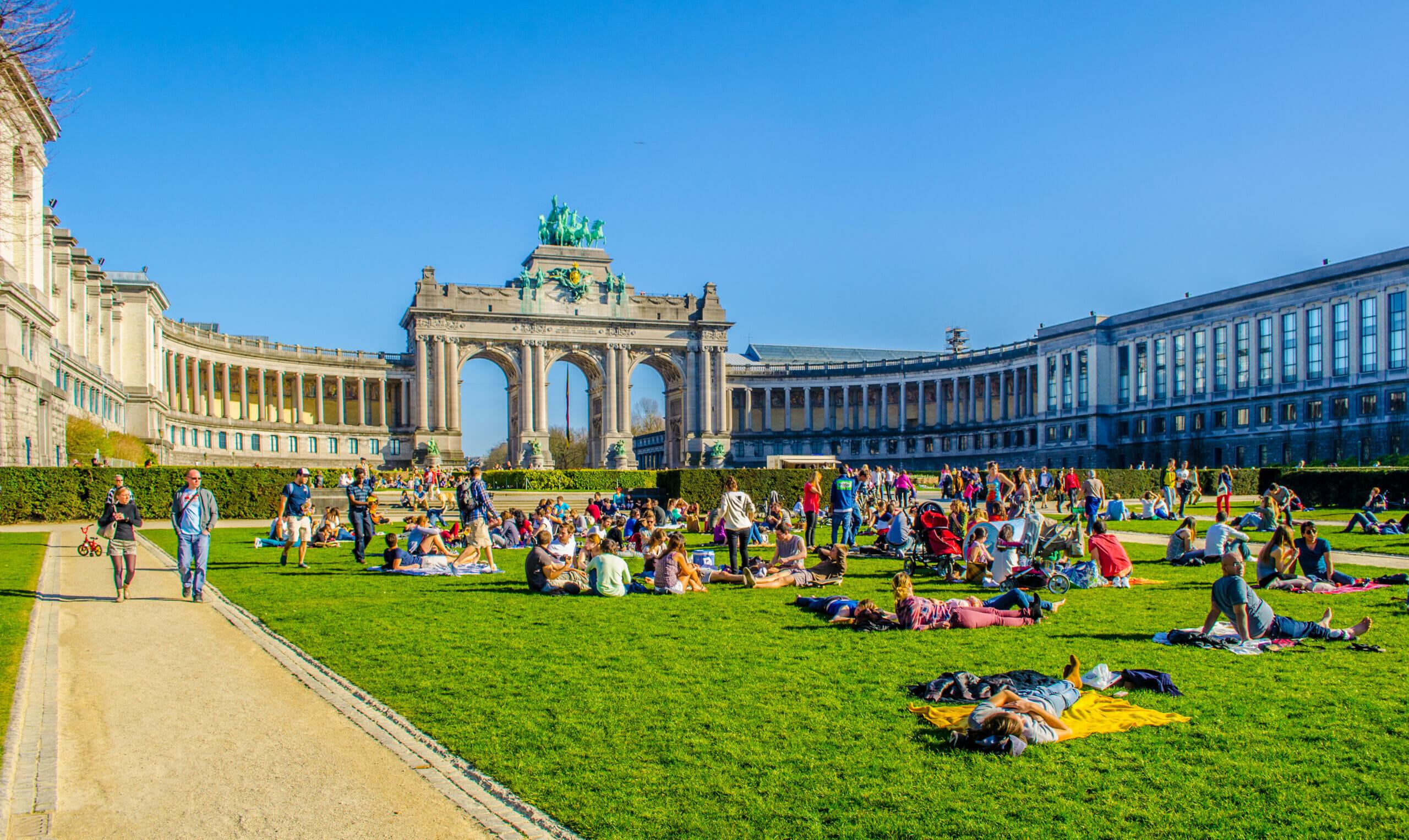 American tourists in the EU