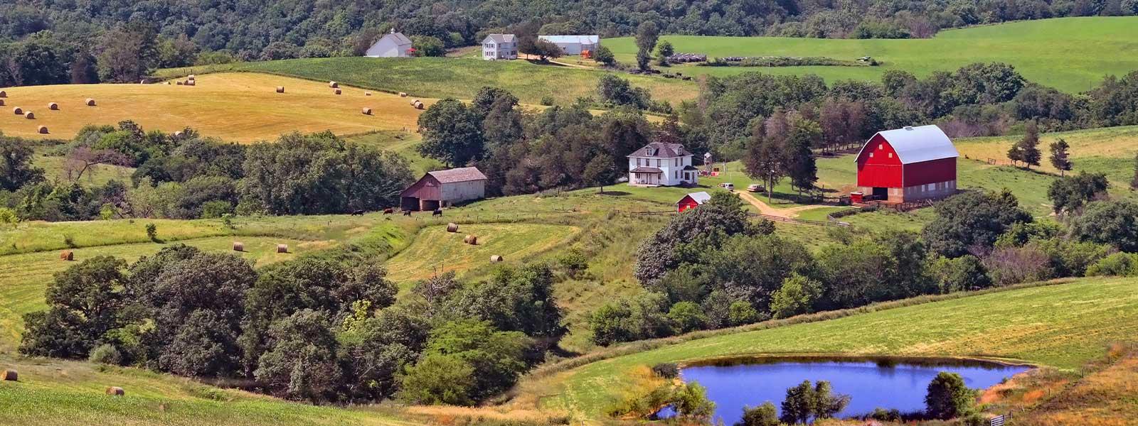 Immigrant's homes in America's heartland.