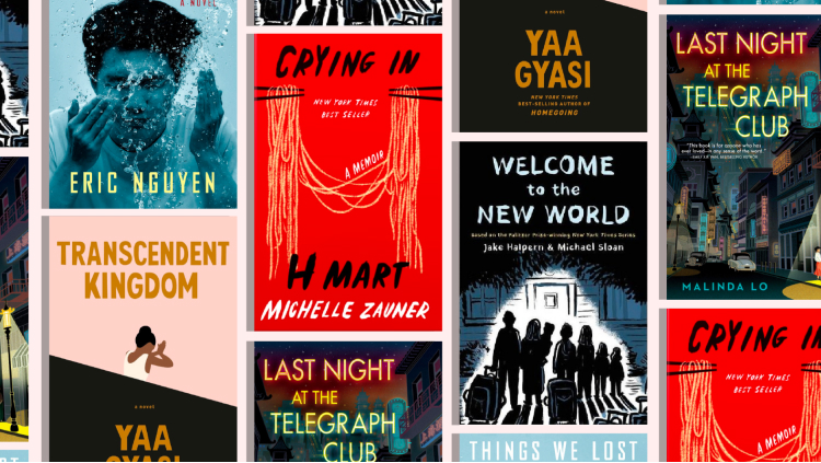 Books About Immigrants