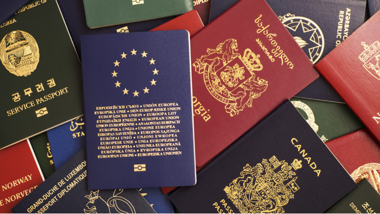 The most powerful passports